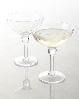 Hartland Champagne Coupe