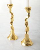 Two Rock Candleholders
