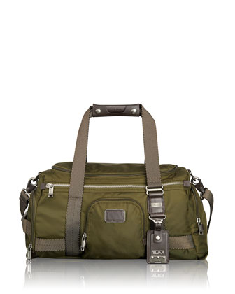 Olive Alpha Bravo Travel Bags