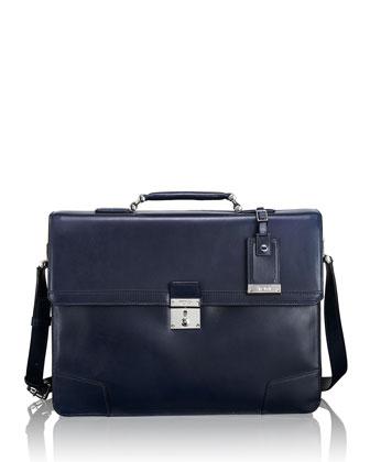 Navy Astor Travel Bags