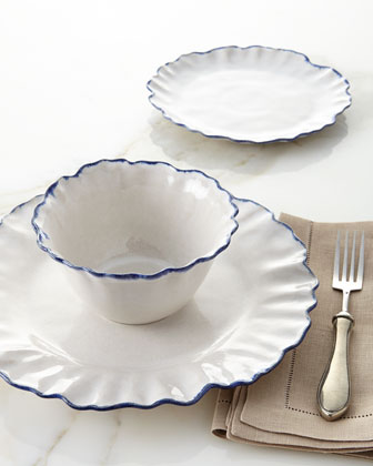 16-Piece Cabbage Dinnerware Service