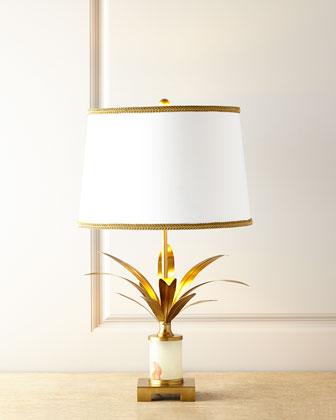 Lilith Jade Lamp