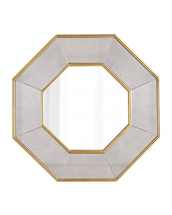 Wallis Octagonal Wall Mirror