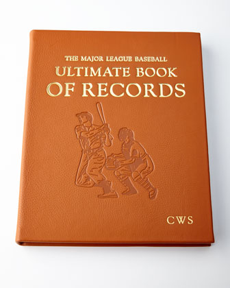 MLB Ultimate Book of Records