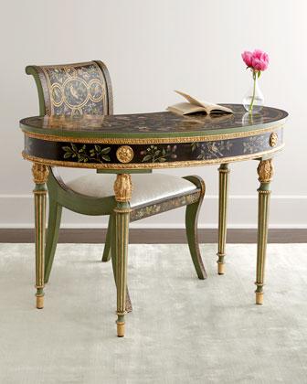 Medowlark Writing Desk & Chair