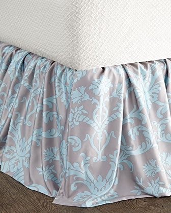 Seafoam Blue Mackie Bedding