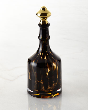 Tortoise Bottle Decanter