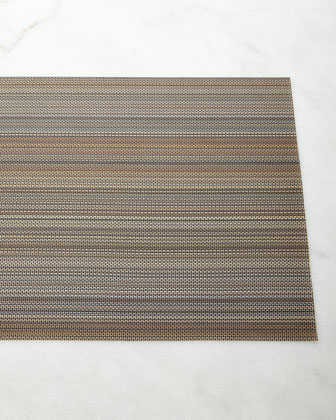 Multi-Stripe Placemat & Table Runner