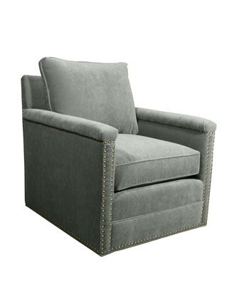 Avis St. Clair Swivel Chair