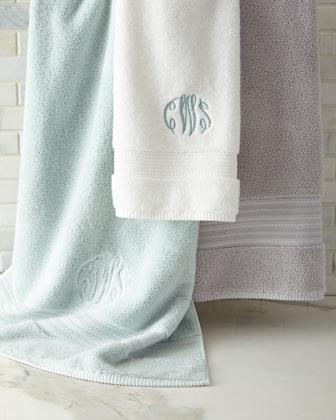 Regent Bath Towel, Plain