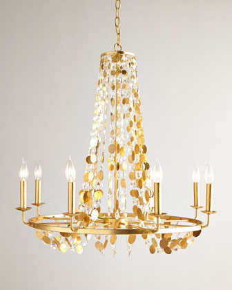 Bella Eight-Light Chandelier