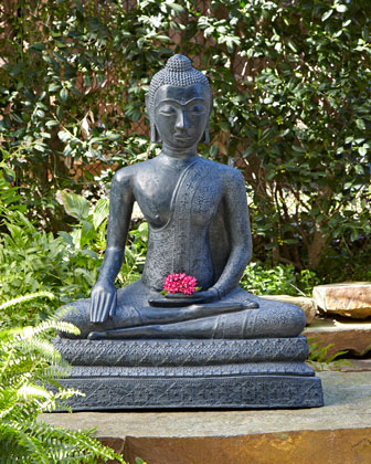 Buddha Outdoor Sculpture