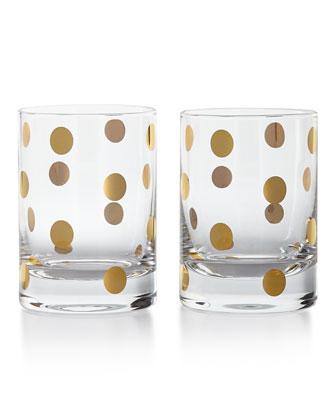 Dot Glassware