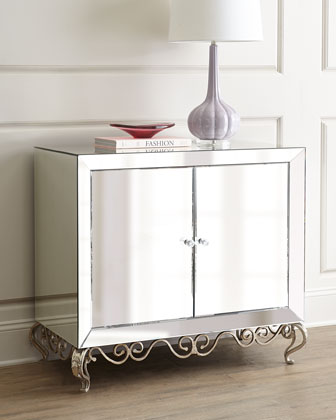 Belrose Mirrored Console