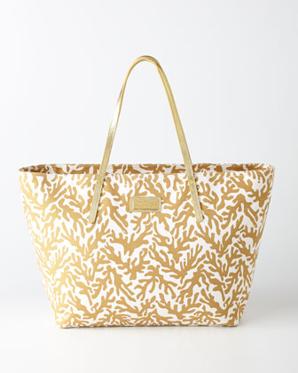 Natural Treasure Resort Tote