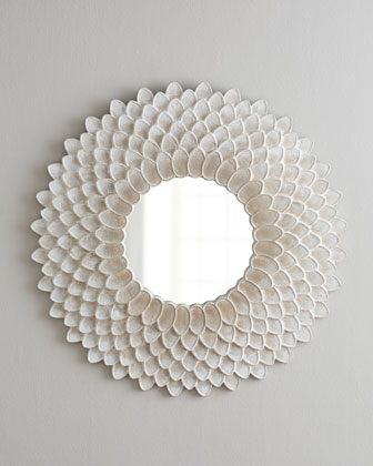 Chantal Pearlescent Mirror