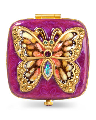 Bella Butterfly Compact