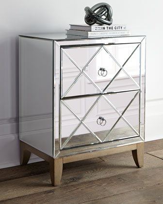 Brandyn Mirrored Chest