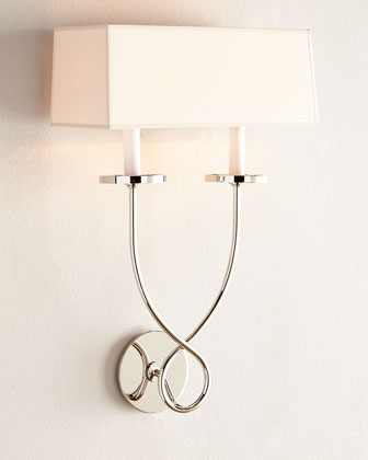 Keagan Two-Light Sconce