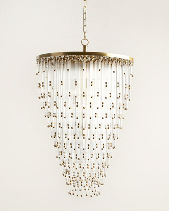 Cascade Five-Light Chandelier