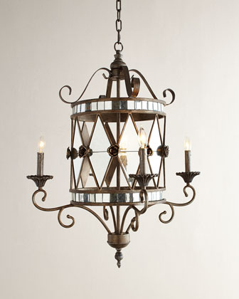 Mariana Four-Light Chandelier