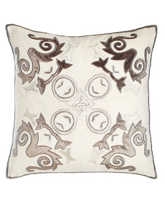 Sonata Embroidered Pillows