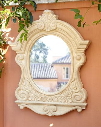 Atticus Stonecast Mirror