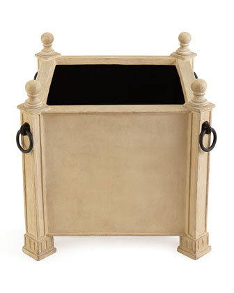 NM EXCLUSIVE Neoclassical Indoor/Outdoor Planter