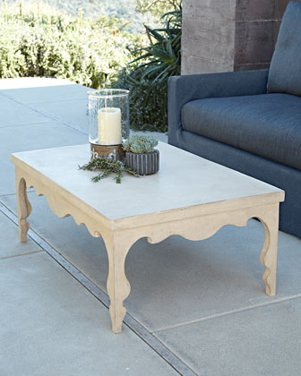 Silhouette Outdoor Coffee Table