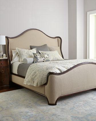 Laine Walnut Bedroom Furniture