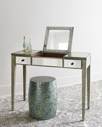 Elle Mirrored Vanity
