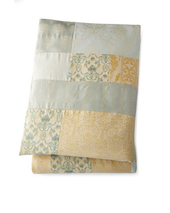 Fiorentine King Patchwork Duvet Cover