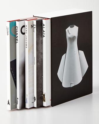 Fashion Memoire: Five-Book Slipcase Set