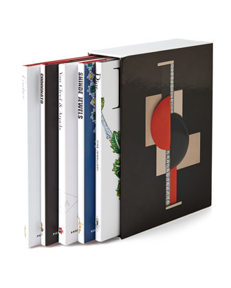 Jewelry Memoire: Five-Book Slipcase Set