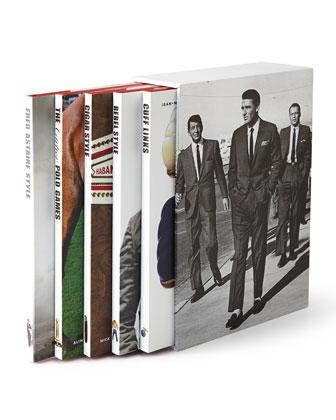 Men Memoire: Five-Book Slipcase