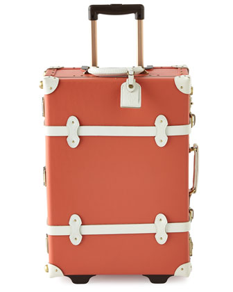 Orange Correspondent Luggage