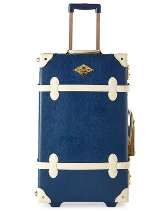 Blue Entrepreneur Luggage