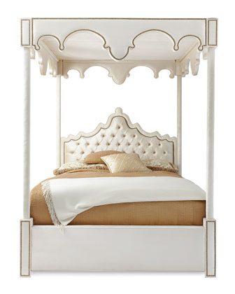 William King Canopy Bed