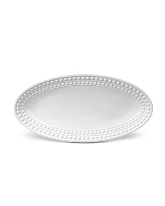 Perlee Medium Oval Platter