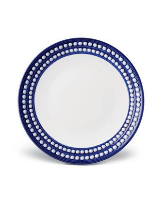 Perlee Bleu Dessert Plate
