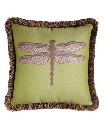 English Garden Outdoor Pillows