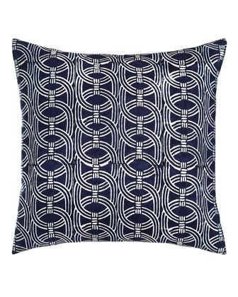 American Summer Navy Pillows