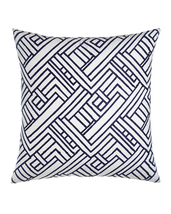 American Summer Navy Pillows