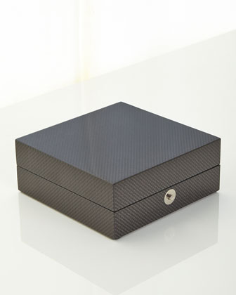 Roger Carbon Fiber Jewelry Box