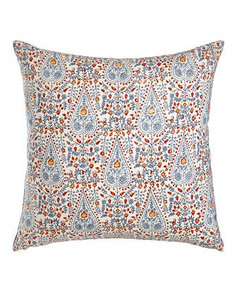 American Summer Gilia Pillow