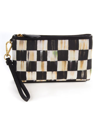 Courtly Check Tailor Tote, Sailor Bag, Cafe Wristlet, & Wallet