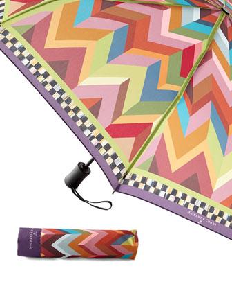 Kaleidoscope Travel Umbrella
