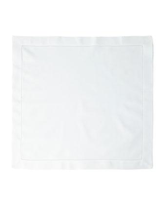 Hemstitch Table Linens