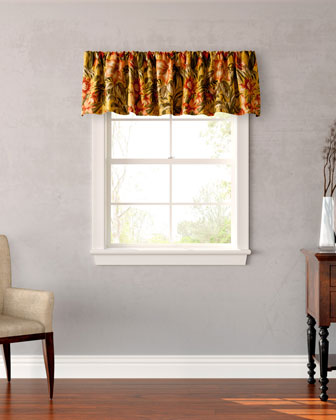 Tommy Bahama Tropical Lily Curtains