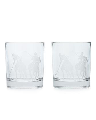 Garrett Decanter & Glassware